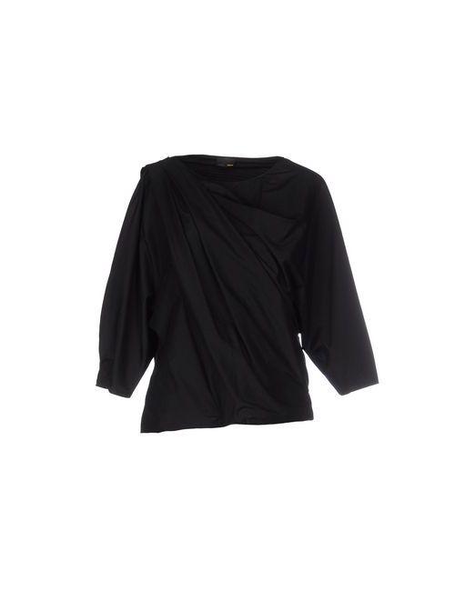 Fendi | Женская Чёрная Блузка