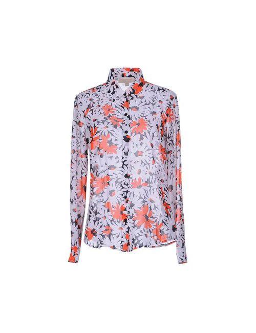 Michael Michael Kors | Мужская Розовая Pубашка