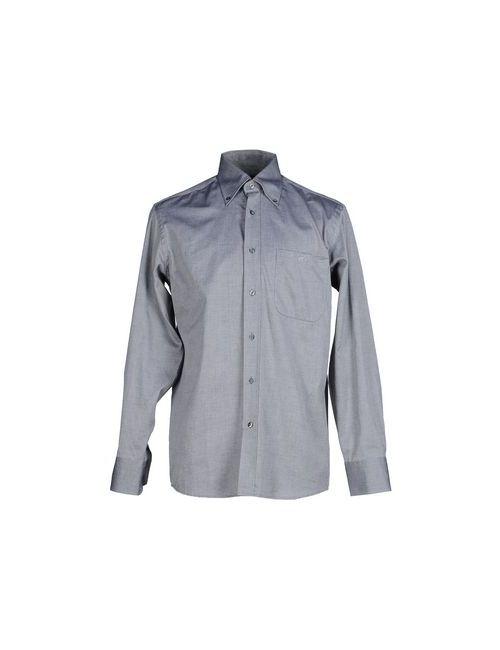 Lacoste | Мужская Серая Pубашка