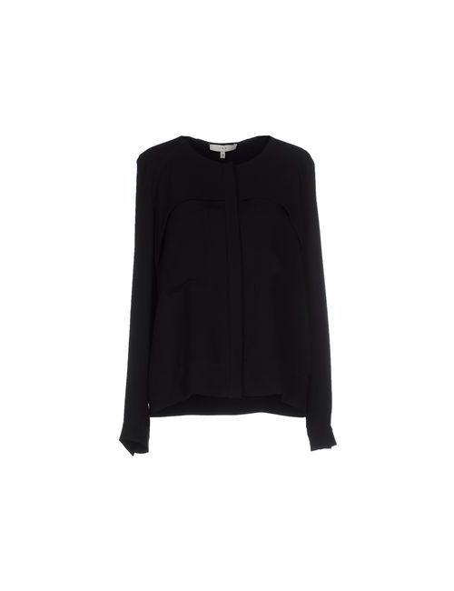 Iro | Мужская Черный Pубашка