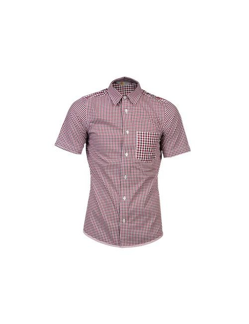 Carhartt   Мужская Фиолетовая Pубашка