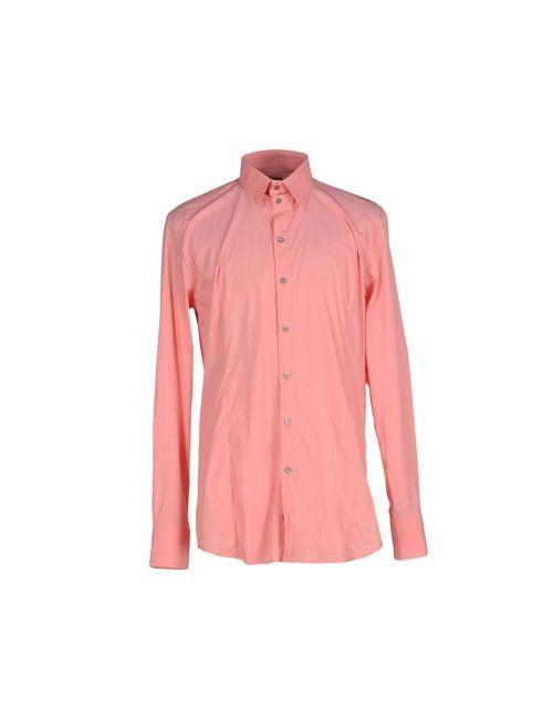 Patrizia Pepe | Мужская Розовая Pубашка