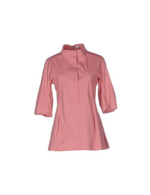 Jil Sander | Женская Розовая Блузка