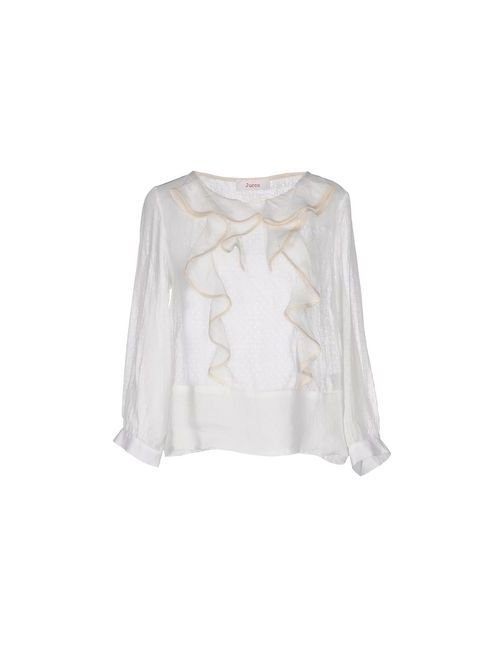 Jucca | Женская Белая Блузка
