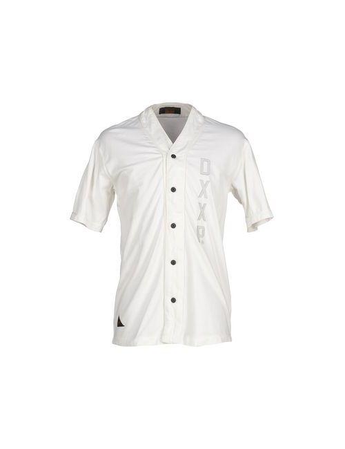 10 Deep | Мужская Белая Pубашка