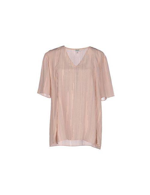 Kenzo | Женская Розовая Блузка