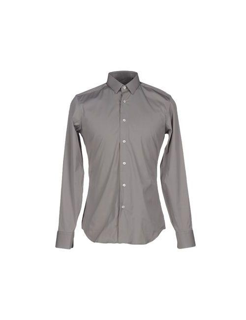 Xacus | Мужская Серая Pубашка