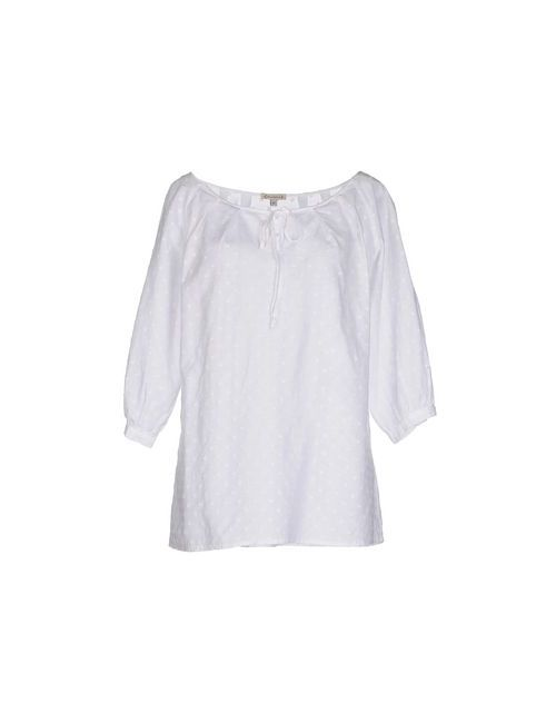 Camicettasnob | Женская Белая Блузка
