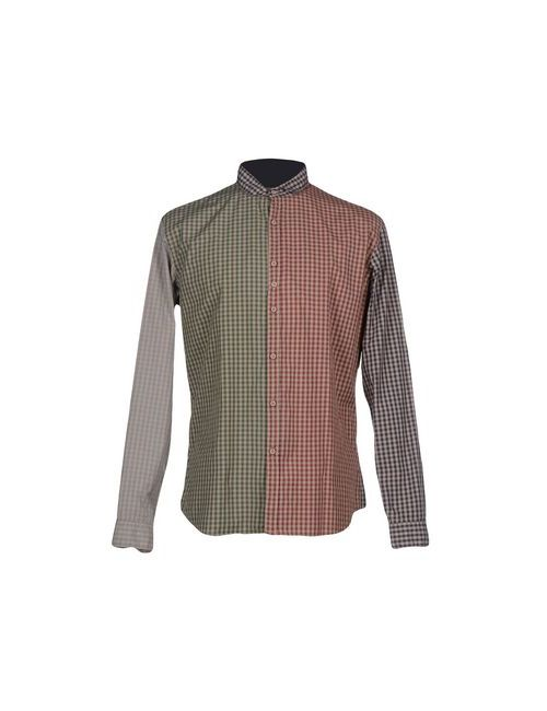 COSTUMEIN | Мужская Зелёная Pубашка