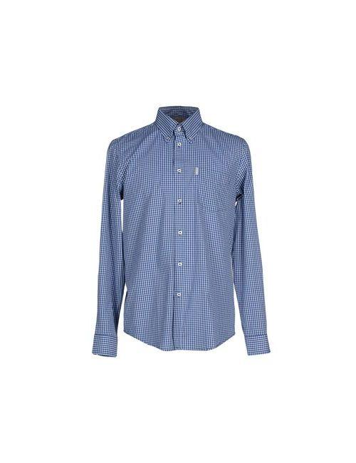 Ben Sherman   Мужская Синяя Pубашка