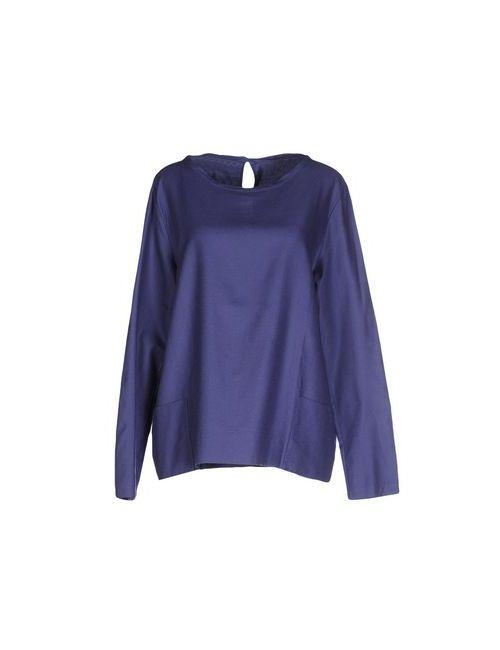 Cora De Adamich | Женская Фиолетовая Блузка
