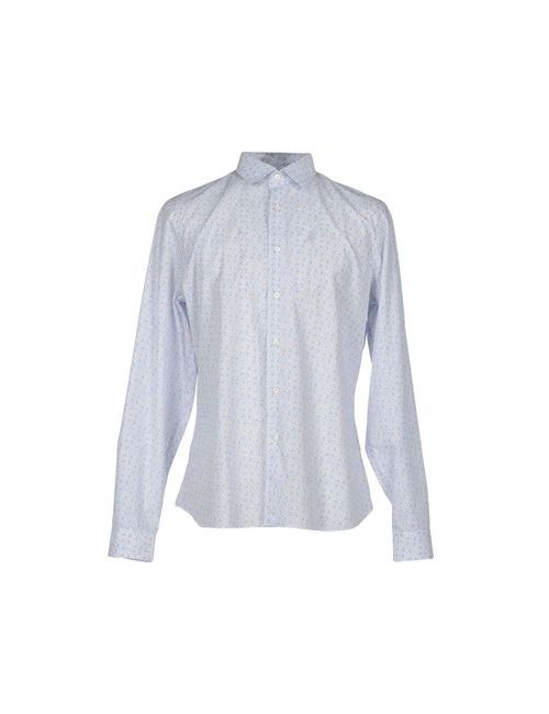 Prada   Мужская Белая Pубашка