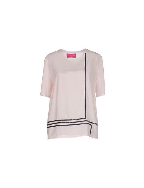 Carlo Contrada | Женская Розовая Блузка