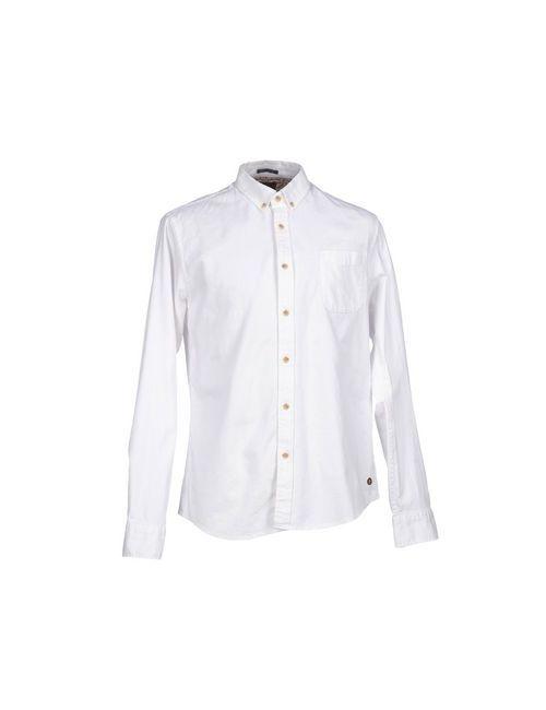 SCOTCH & SODA | Мужская Белая Pубашка