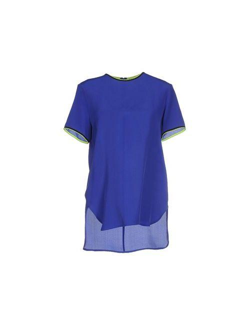Space Style Concept | Женская Синяя Блузка