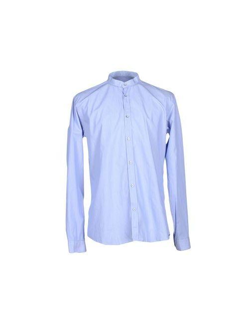 Allievi | Мужская Синяя Pубашка