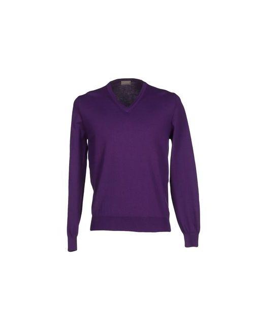 Cruciani | Фиолетовый Свитер