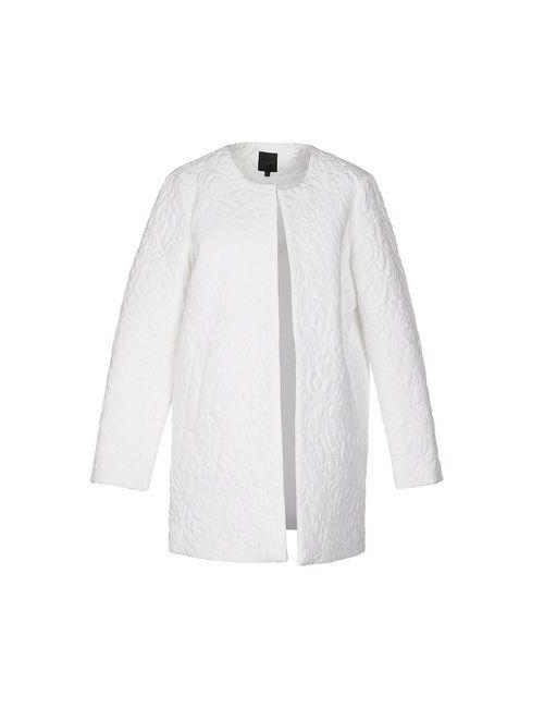 Silvian Heach | Мужское Белое Пальто