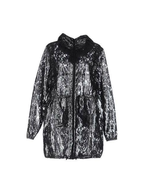 CARLA G. | Женское Чёрное Легкое Пальто