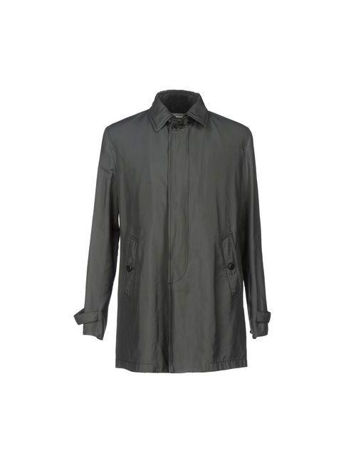 Armani Collezioni | Женское Серое Легкое Пальто
