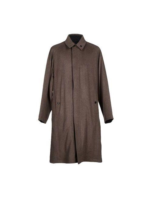 LEMAIRE   Мужское Хаки Пальто