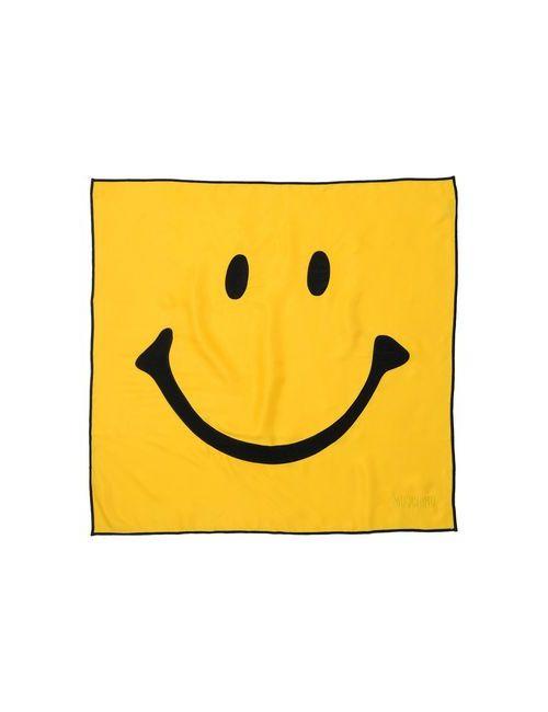 Moschino | Женский Жёлтый Платок