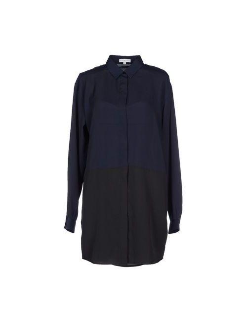 COSTUME NEMUTSO | Мужская Синяя Pубашка
