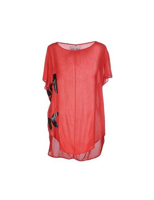 Brand Unique | Женская Красная Блузка