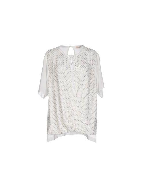 Michael Michael Kors | Женская Белая Блузка