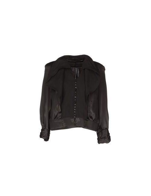 Karl Lagerfeld | Мужская Чёрная Рубашка С Длинными Рукавами