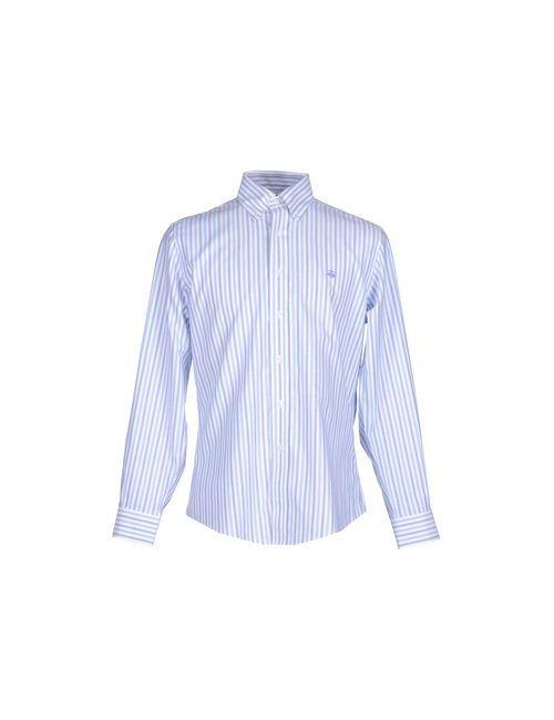 Brooks Brothers   Мужская Голуба Pубашка
