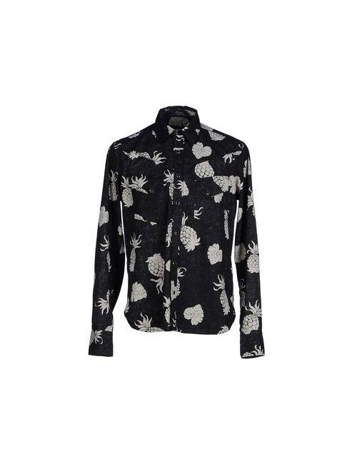 Cycle | Мужская Чёрная Pубашка