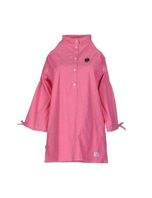 Blauer | Женская Фиолетовая Блузка