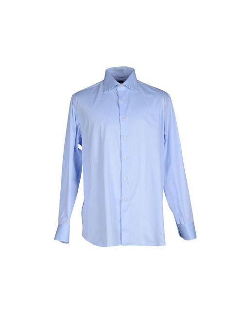 ALEA   Мужская Голуба Pубашка