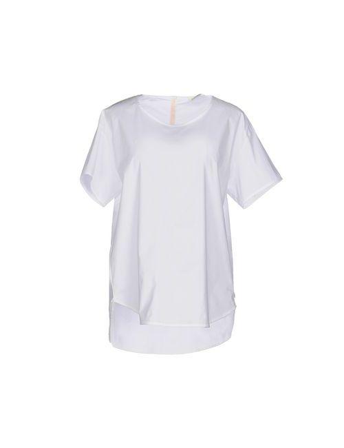 Ottod'Ame | Женская Белая Блузка