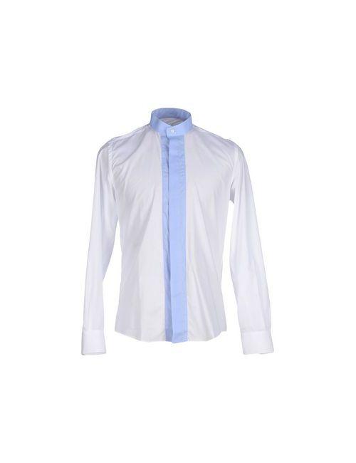 L(!)W Brand | Мужская Белая Pубашка