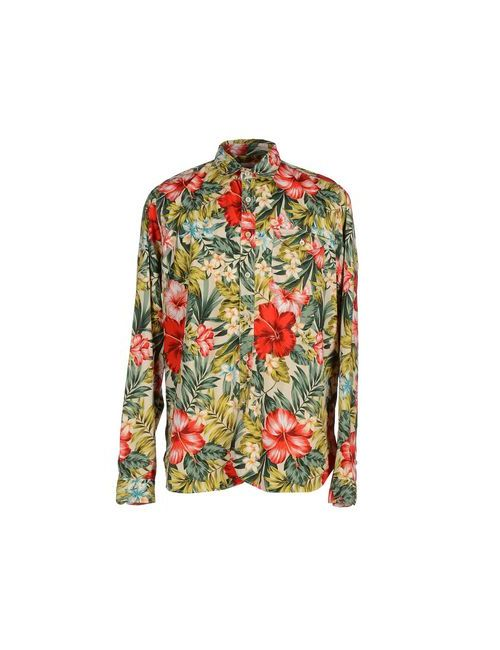 Denim & Supply Ralph Lauren | Мужская Красная Pубашка