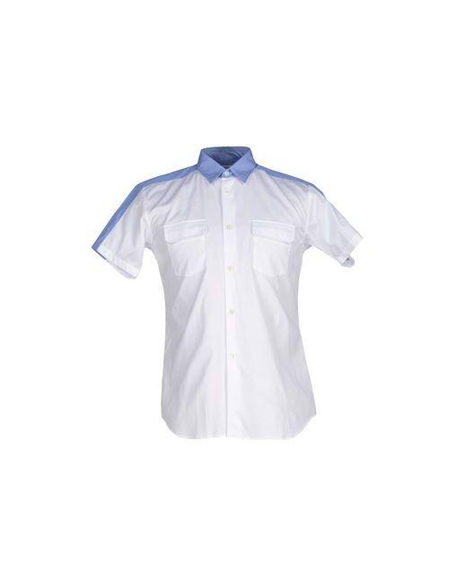 Comme Des Garcons | Мужская Белая Pубашка