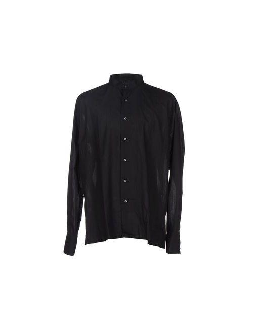 Ingram | Мужская Чёрная Pубашка