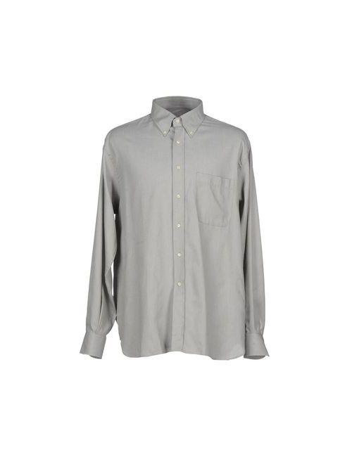 Ingram | Мужская Серая Pубашка