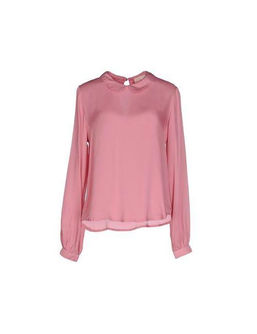 Myths | Женская Розовая Блузка