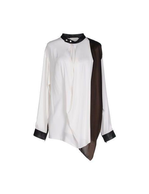3.1 Phillip Lim | Женская Белая Блузка