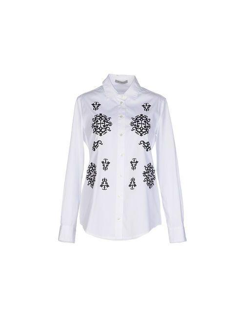 Pinko Grey | Мужская Белая Pубашка