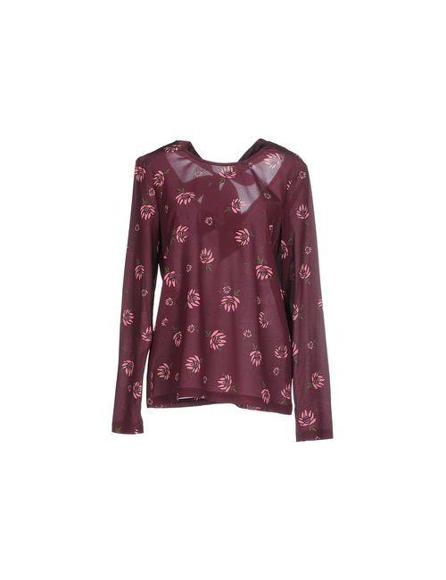 P.A.R.O.S.H. | Женская Фиолетовая Блузка