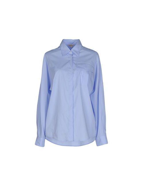 P.A.R.O.S.H. | Мужская Голуба Pубашка