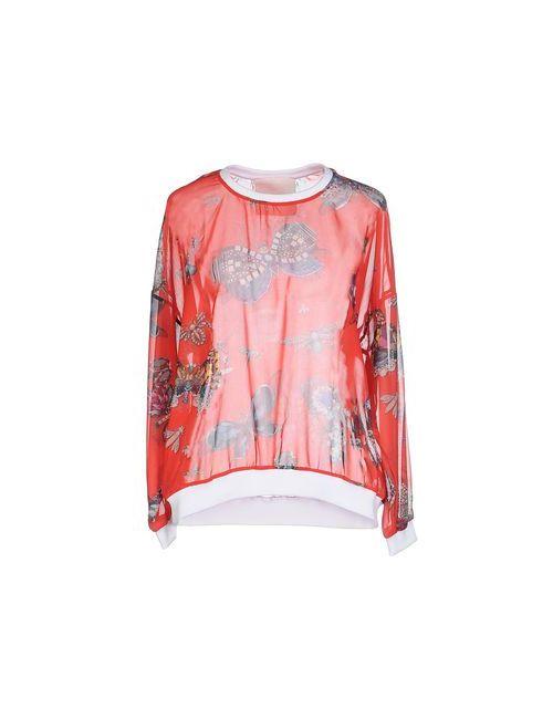 Gaëlle Bonheur | Женская Красная Блузка