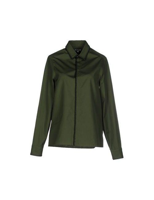 Kenzo | Мужская Зелёная Pубашка