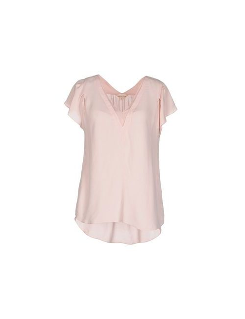 Rebecca Taylor | Женская Розовая Блузка