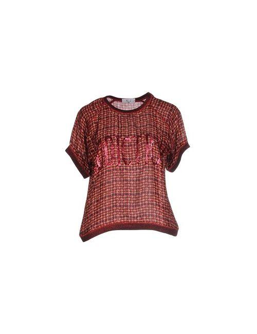 NC.2  PARIS   Женская Красная Блузка