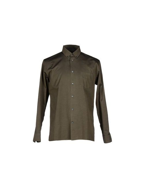Marc Jacobs | Мужская Зелёная Pубашка